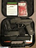 For Sale: Glock 19 Gen4/Bold Sights/Grooves Removed