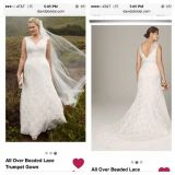 Wedding Dress NEW WITH TAGS