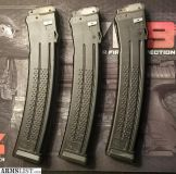For Sale: MPX Gen 1 30rd Magazines