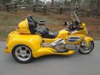 Honda Goldwing Gl 1800 W/ Roadsmith Trike Kit Conversion