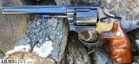 For Sale: Smith & Wesson K22 Masterpiece .22 lr