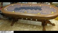 For Sale: K&J Poker Table