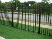 Iron, Wood, Custom Fencing, Burglars Bars, Balconies and Stairway Cases-FREE ESTIMATES