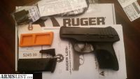 For Sale: Ruger EC9S Like New, In box with papers