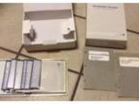 "Vintage Microsoft MS-Dos 4.01 5 1/4"" 5.25"" - 6 Disks -"