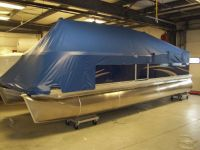 Purchase Boat Cover for 20' Pontoon Boat -Manitou - 1996- 2012 motorcycle in Toledo, Ohio, United States, for US $548.82