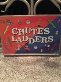 Chutes and Ladders board game.