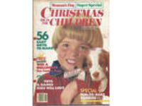 womans day christmas ideas for children magazine jan 1985