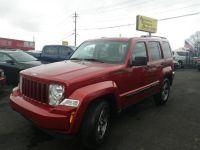 2008 Jeep Liberty Sport 4x2 4dr SUV