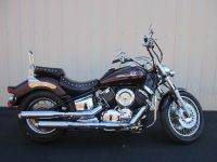 2007 Yamaha V Star 1100 Cruiser Motorcycles Guilderland, NY