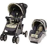 Graco Travel System Infant Car Seat, Stroller, and Swing