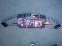 New junior compound bow