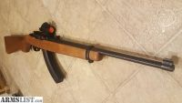 For Sale: Ruger 10/22 Rifle w/ optic
