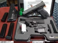 For Sale: BRAND NEW CANIK TP9SF ELITE + EXTRAS