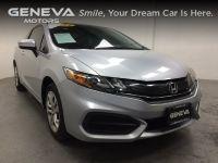 2014 Honda Civic Coupe 2dr CarLX