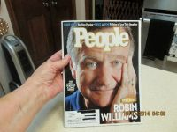 """Robin Williams"" On The Cover Of People Magazine"