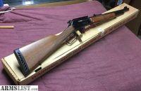 For Sale: JM stamped barrel Marlin 444P.