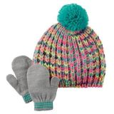 Boys and girls hats and gloves
