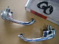 Purchase CHEVY CHEVELLE DOOR HANDLES 64-65 COMPLETE USED EXCELLENT COND motorcycle in Quincy, Michigan, US, for US $35.00