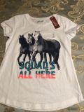 Brand new with tags girls size 14 short sleeve t shirt