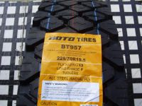 """Find NEW TIRES 225 70 19.5 BOTO OPEN SHOULDER DRIVE 225/70R19.5"""" 12 PLY TRACTION M&S motorcycle in Lincoln, Nebraska, US, for US $225.00"""