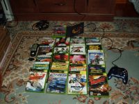 xbox and 22 games