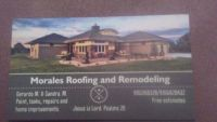 Roofing,paint,lawn care,landscaping,remodeling and more!!!!at low cost...
