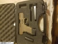 For Sale: Walther pps 9mm green with night sights