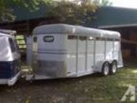 $7,600 1996 4 Horse Trailer- great condition