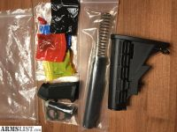 For Sale: AR15 lower build kit