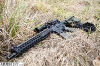 For Sale: Spikes Tactical/Troy/Magpul/Noveske/Geissele 16 AR-15 Carbine, 5.56 mm NATO (.223 REM). A $1,088 value!