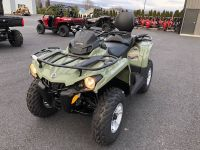 2018 Can-Am Outlander MAX DPS 450 Utility ATVs Grantville, PA