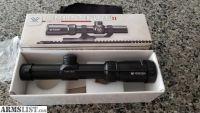 For Sale: Vortex crossfire II 1-4scope LNIB