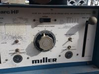 1979 miller electric welder..needs new cord but. Works well...2 bottles with it