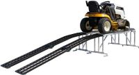 Buy LAWN MOWER-GARDEN TRACTOR-ATV SERVICE LIFT-STORAGE DISPLAY STAND PLATFORM+RAMPS motorcycle in West Bend, Wisconsin, US, for US $589.99