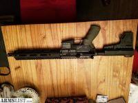 For Sale/Trade: AR custom pistol