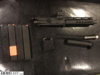 For Sale/Trade: Ar-15 pistol 9mm