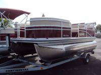 2017 Lowe Ultra 160 Cruise Pontoons Boats Holiday, FL
