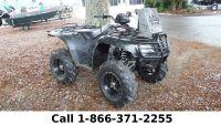 2010 Arctic Cat 650 H1 Used ATV (Black)