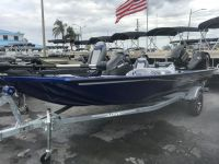 2018 Lowe Stinger 175 Poly Camo Bass Boats Holiday, FL