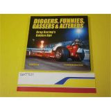 Sell SA Designs CT521 Book Diggers, Funnies, Gassers & Altereds, Paper back 201 pages motorcycle in Decatur, Georgia, United States, for US $19.98