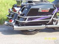 Sell Harley Slash UP Performance Touring Mufflers 95 -2013 motorcycle in Gainesboro, Tennessee, US, for US $100.00