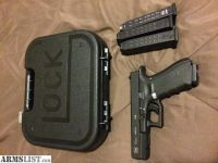 For Sale: One of a Kind Glock 9MM