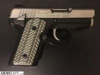 For Sale/Trade: Kimber Solo Carry 9mm