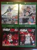 Xbox One sports games