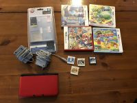 Red 3 ds XL lot
