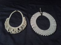 Collar Style Beaded Necklace (price each)