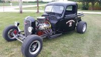 1937 Ford Rat Rod