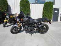 $6,599, 2015 Yamaha FZ-09