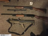 For Sale: 3for1 KSG, Mossberg 500, and Remington 870 combo